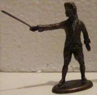 Figurine Cuivre Période 1778, PLAYME Espagne - Militares