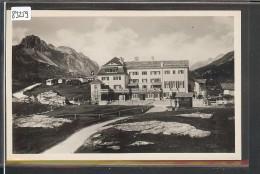 HOTEL MALOJA KULM - TB - GR Grisons