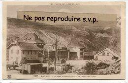 - 1129 - ENVEIGT - La Gare Internationale De La Tour De Carol, Belle, Non écrite, Fine, TBE, Scans. - France