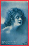 [DC6209] FOTOCELERE - NELLE LACRIME IL CONFORTO - TEARS BRING CONSOLATION - Old Postcard - Women