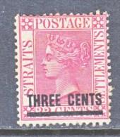 STRAITS  SETTLEMENTS  74     * - Straits Settlements