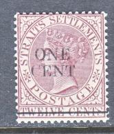 STRAITS  SETTLEMENTS  81     * - Straits Settlements