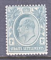 STRAITS  SETTLEMENTS  105     * - Straits Settlements