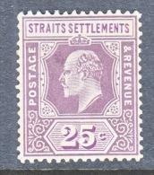 STRAITS  SETTLEMENTS  118     *   Wmk. 3 - Straits Settlements