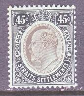 STRAITS  SETTLEMENTS  148     *  Wmk. 3 - Straits Settlements