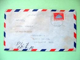 Bolivia 1979 Cover To La Paz - Mountain - Bolivie