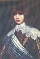 G. SUSTERMANS: Portrait Du Comte Waldemaro Cristiano De Danemark [ Enfant Portrait ] AD079 - Paintings