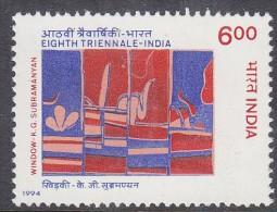 INDIA, 1994 TRIENNALE 1 MNH - India