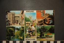 ANGLETERRE     Around Berkshire - Angleterre