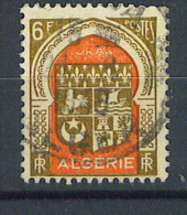 """VEND BEAU TIMBRE D ´ ALGERIE N° 265 , """" ORAN """" A MOITIE EFFACE !!!! - Used Stamps"""