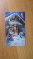 * SANTINO FB 229-I.N.2 - NATIVITA' DI GESU' BAMBINO - - Images Religieuses