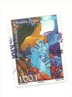 983  Journée De La Femme (clasroug) - Polynésie Française