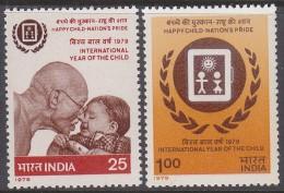 INDIA, 1979 IYC 2 MNH - India