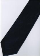 Blue Blinking Solid Glitter Thai Silk Men Formal Fashion NECK TIE - Other