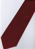 Maroon Blinking Solid Glitter Thai Silk Men Formal Fashion NECK TIE - Other Collections
