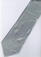 Silver Blinking Solid Glitter Thai Silk Men Formal Fashion NECK TIE - Other