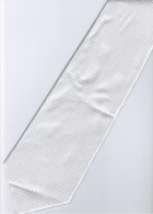 White Blinking Solid Glitter Thai Silk Men Formal Fashion NECK TIE - Andere