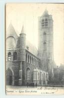 TOURNAI  - Eglise Saint Nicolas. - Tournai