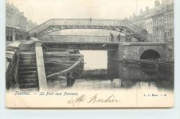 TOURNAI  - Le Pont Aux Pommes. - Tournai