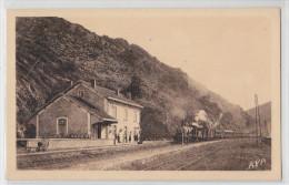 COURNIOU - Vue De La Gare - Train - Apa 10 - TTB - Autres Communes