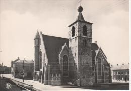 ANDERLUES Eglise St-Médard - Anderlues