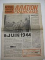 Journal L'aviation Française 1945 - Periódicos