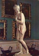 Firenze - Cartolina VENERE, A. CANOVA (GalleriaPitti) - G48 - Sculptures