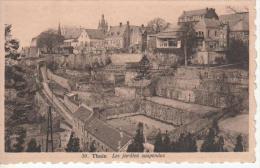 THUIN: Les Jardins Suspendus - Thuin