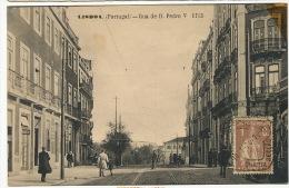 Lisboa Rua De D. Pedro V 1713 Martins Silva - Lisboa