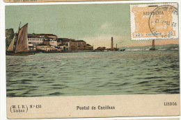Lisboa  Pontal De Cacilhas MIR No 135 - Lisboa