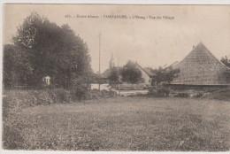 CHAVANNES - L'Etang - Vue Du Village - France