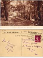 PROPIAC - Etablissement Thermal - Le Jeu De Boule - Cachet Daguin De BUIS LES B.   (64978) - Autres Communes