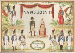 DECOUPAGE - NAPOLEON 1er - Vieux Papiers