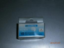BOITE DE 10 CAPSULES DIAMETRE 19 Mm LEUCHTTURM, PRIX PUBLIC: 2,90. - Matériel