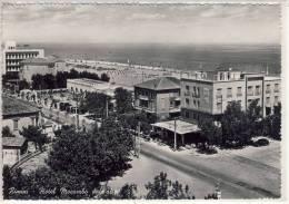 RIMINI - Hotel  Mocambo  Dall´  Alto - 1954 - Rimini