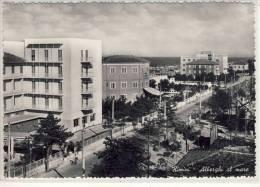 Rimini - Alberghi  Al  Mare - 1954 - Rimini