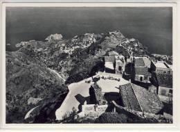 Taormina - Castelmola - Panorama  Con   Vista  Di  Taormina  E  Mazzarro - 1955 - Siracusa