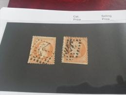 LOT 192801 TIMBRE DE FRANCE OBLITERE N�23 VALEUR 20 EUROS