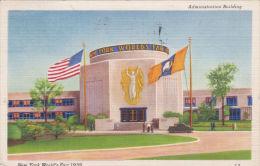 NEW YORTKS WORLD FAIR 1939. EXHIBITION CANCELLATION/SLOGAN - Exhibitions