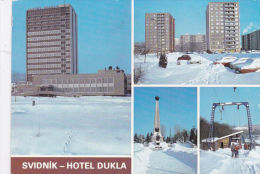 SLOVAKIA - SVIDNIK - HOTEL DUKLA - Slovakia