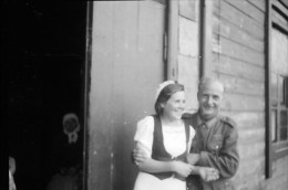 WK II Original Negativ Ca. 1943 Aus Witebsk - Sonstige