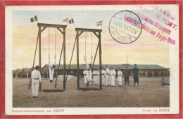 Holland - ZEIST - Camp De Prisonniers - Interneeringskamp - Gefangene - Prisoners - Fête Sportive - Guerre 14/18 - Zeist