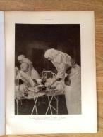 L'illustration 4 NOVEMBRE  1916 Numero 3844 LA REINE MARIE DE ROUMANIE AU CHEVET DES BLESSES - Journaux - Quotidiens