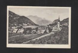 Cartolina Camporosso Tarvis 1923 - Andere Städte
