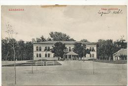 Szabadka Nagy Szalloda Le Grand Hotel Erdely D. Es Tarsa - Hungría