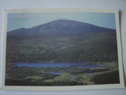 Le Mont  Richardson - Gaspé