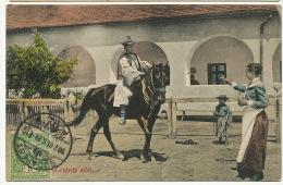 Csarda Elott Edit Divald Karoly 1302  1907 - Hungary