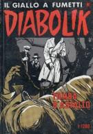 DIABOLIK N°245 TOMBA D´ASFALTO - Diabolik