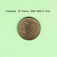 COLOMBIA    20  PESOS  2004  (KM # ---) - Colombia