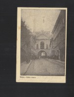 PPC Lithuania Wilna Ostra Brama 1916 - Lithuania